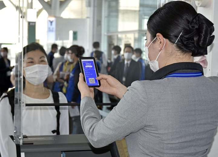ANA trials global digital health passport that shows traveler's COVID-19 status