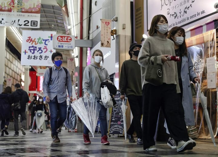 Stronger COVID-19 measures begin in Osaka, Hyogo and Miyagi prefectures