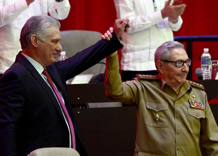 Raul Castro retires as Cuba's Communist leader, but will still have say in strategy