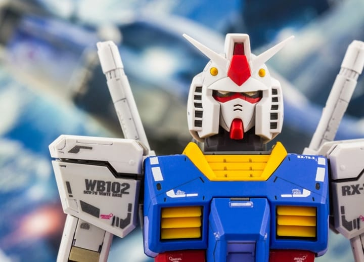 Bandai Namco collecting plastic waste from Gundam scale models nationwide