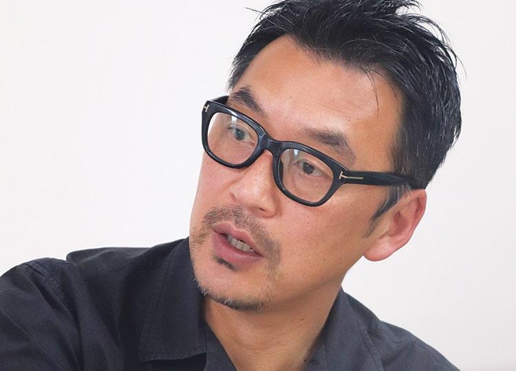 映画『トゥルーノース』の監督、清水ハン栄治さん