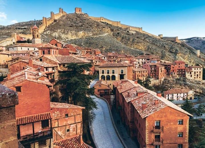 Albarracin (Spain)