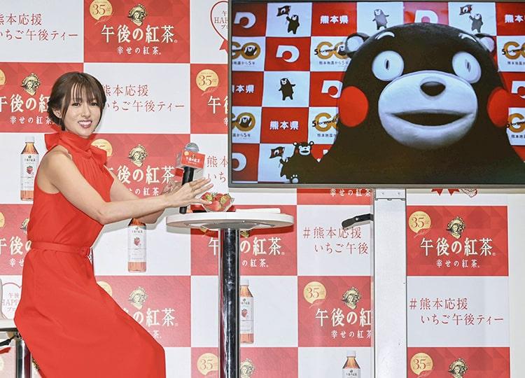女優の深田恭子さん、適応障害で芸能活動休養を発表