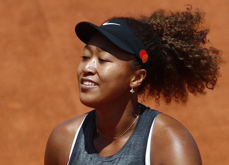 テニスの大坂、年収6千万ドル 女子選手の史上最高額
