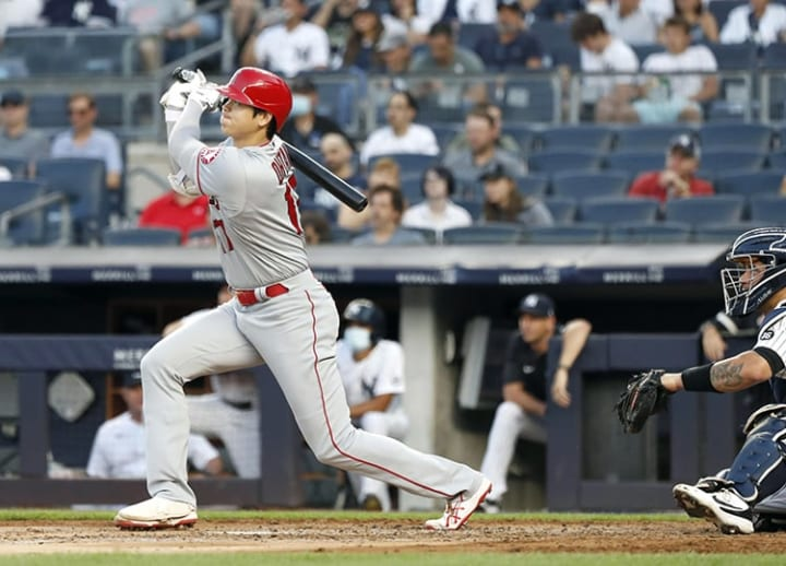 MLB history in the making: Ohtani makes All-Star roster as hitter and pitcher