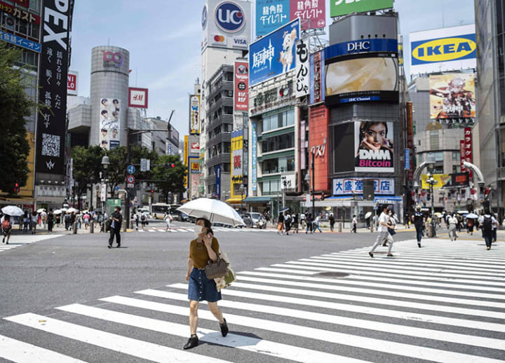 With Olympics around the corner, Tokyo enters fourth COVID-19 state of emergency