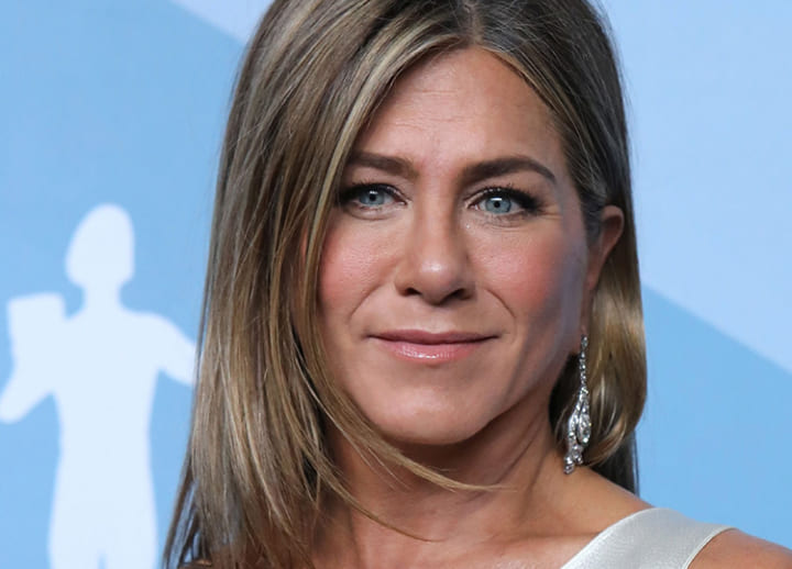 So you didn't get the vaccine shot? Jennifer Aniston doesn't want to know you