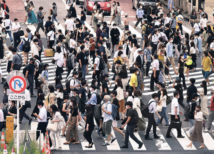 State of emergency expanded to Osaka, areas around Tokyo