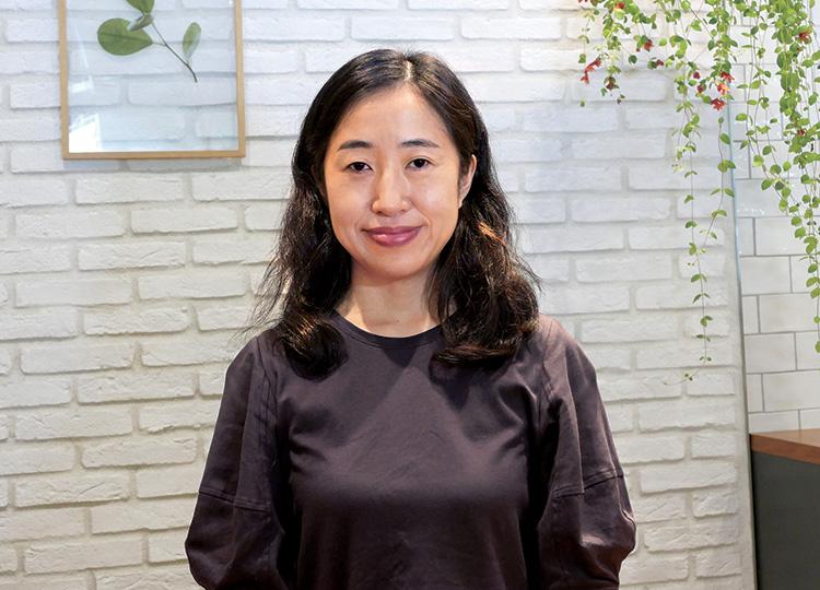 リコージャパン(株)経営企画本部でSDGs推進関連の事業に携わる赤堀久美子さん