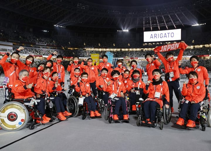 Final day of Tokyo Paralympics ends with colorful ceremony and golds for Japan