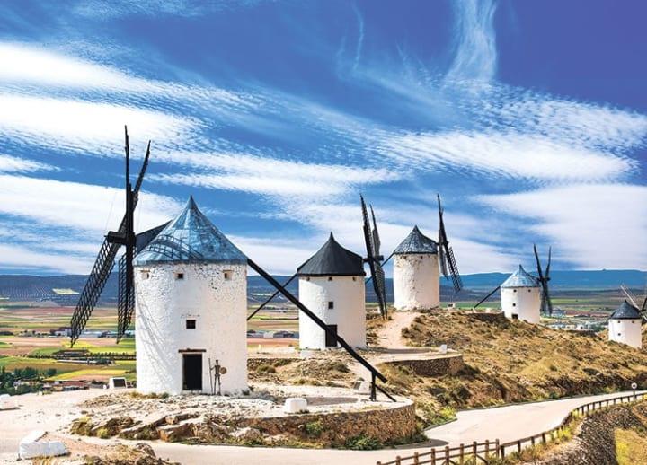 Consuegra (Spain)