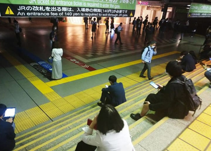 Tokyo jolted by strongest quake since 2011; no deaths, but a chance of further shakes